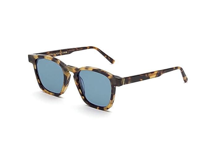 more photos 4fdd4 6fba3 Sunglasses Super by Retrosuperfuture Unico Havana Cheetah R BDB 50 20 145  NEW  Amazon.co.uk  Clothing