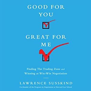 Good for You, Great for Me Audiobook