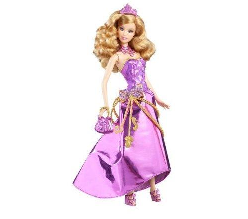 Barbie Princess Charm School Princess Delancy Doll (Barbie School Princess)