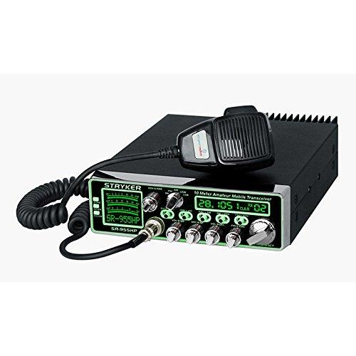 Stryker SR-955hpc 10 Meter Amateur Radio (Best Cb Radio App)