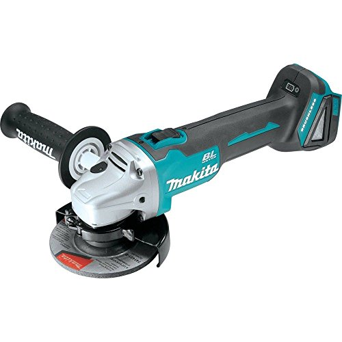 Makita 18V LXT Lithium-Ion Brushless Cordless 4.5'' Cutoff Angle Grinder | XAG03Z --P#EWT43 65234R3FA619820 by Lisongin