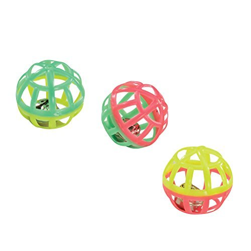 Lattice Balls Cat Balls - Lattice Balls Cat Toys Size:Pack of 25