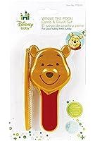 Winnie The Pooh Sculpted Comb & Brush Set