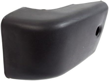 354-44101-11 TO1004157 5210389106 Front Bumper Outer Extension Textured Black End Cap Left CarPartsDepot