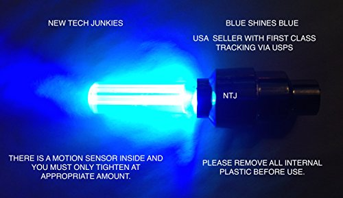 Motion Activated Led Neon Wheel Lights in US - 5