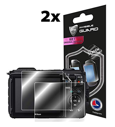 for Nikon COOLPIX W300 (2X) Screen Protector with Lifetime for sale  Delivered anywhere in USA
