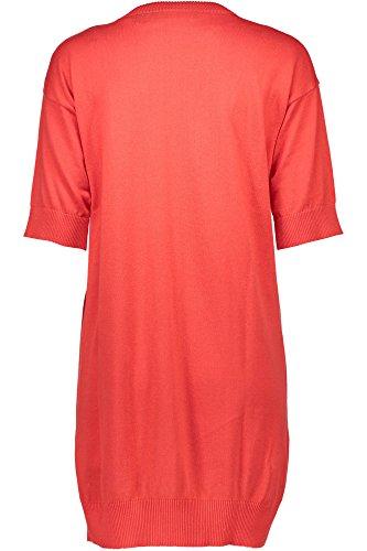 Moschino Kleid 0326 S Kurtzes Damen 00 4075 W Rot S14 X Love dwY8Zd