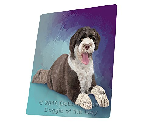 Doggie of the Day Portuguese Water Dog Blanket BLNKT48486 (50x60 Fleece)