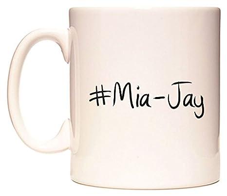 #Mia-Jay Taza por WeDoMugs