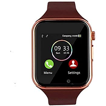 Bluetooth Smart Watch - Aeifond Touchscreen Sport Smart Wrist Watch Smartwatch Fitness Tracker Camera Pedometer SIM TF Card Slot Compatible Samsung Android ...