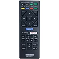 ZdalaMit RMT-VB100U Replaced Remote Control fit for SONY Blu-Ray DVD Player BDP-BX150 BDP-BX350 BDP-BX550 BDP-BX650 BDP-S1500 BDP-S2500 BDP-S2900 BDP-S3500 BDP-S4500 BDP-S5500 BDP-S6500