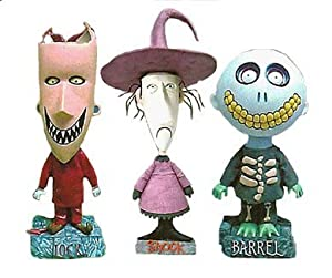 Amazon.com: NECA Tim Burton's The Nightmare Before Christmas ...