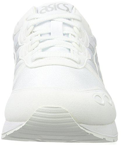 Asics Men's Gel-Lyte Gymnastics Shoes, White Off White (White/Glacier Grey)