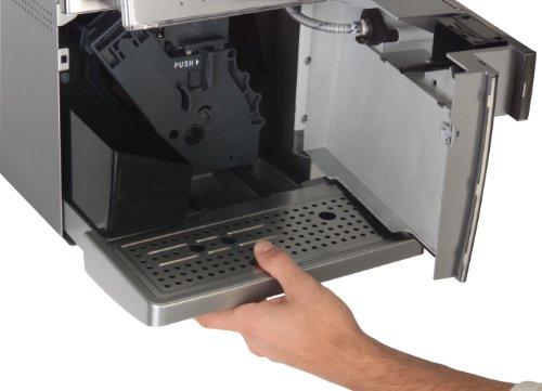 gaggia 90500 titanium super automatic espresso machine. Black Bedroom Furniture Sets. Home Design Ideas