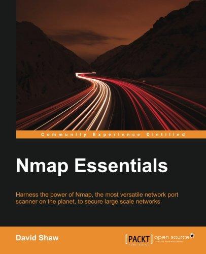 Nmap Essentials - Buy Online in Oman  | Paperback Products