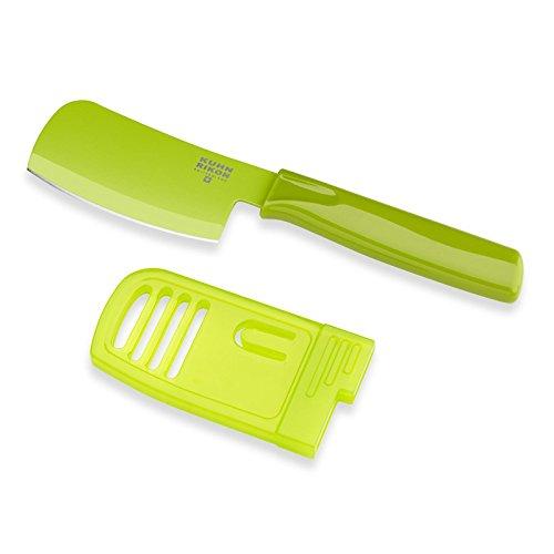 Kuhn Rikon Mini Prep Knife, Green by Kuhn Rikon