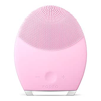 FOREO Luna 2 Facial Brush and Anti-Aging Face Massager for Normal Skin, 340g