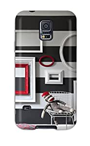 Tpu DmhzKal2678fOmfH Case Cover Protector For Galaxy S5 - Attractive Case