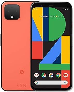 Google Pixel 4 G020M 64 GB 5.7 pulgadas Android (sólo GSM, no CDMA) Smartphone desbloqueado de fábrica 4G/LTE – Versión internacional: Amazon.es: Electrónica