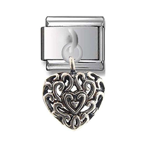 Heart Sterling Silver...