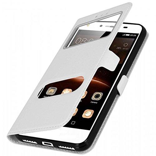 2 opinioni per CEKA® Asus Zenfone 3 ZE520KL Custodia- Flip Magnetico Portafoglio Style Chiusura