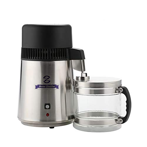 CO-Z Water Distiller Stainless