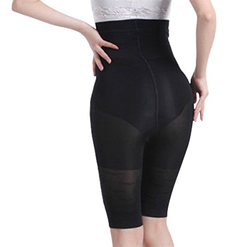 Bali Womens Shapewear Cool Comfort Hi-Waist Thigh Slimmer