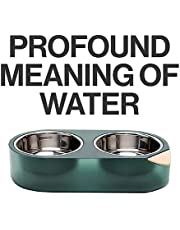 pidan® Pet Double Bowl The Profound Significance of Water