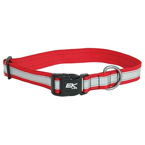 EK Reflective Big Wolf Dog Collar - Assorted Colors