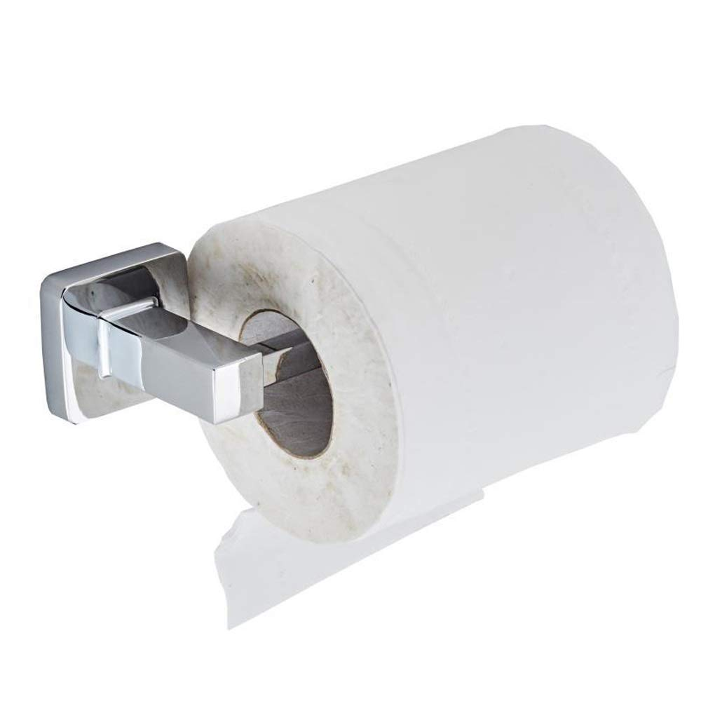 Laz SUS304 Stainless Steel Toilet Paper Roll Holder Paper Towel Dispenser Tissue Hanger Wall Mounted,Polished Finish
