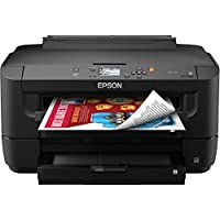 EPSON C11CC99201 - Epson WorkForce WF-7110 Inkjet Printer - Color - 4800 x 2400 dpi