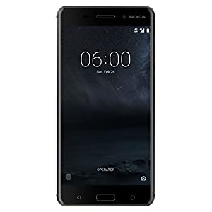 Nokia 6 - 32 GB - Unlocked (AT&T/T-Mobile) - Black