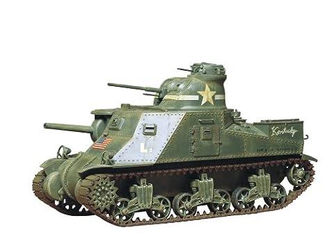 Tamiya Models M3 Lee Mk.I US Medium Tank (M3 Lee Tank Model)