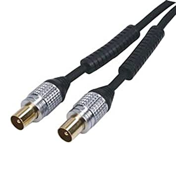15M Premium TV/Digital/ Aerial Coaxel Coax Cable Lead 90db