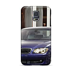 New Tpu Hard Cases Premium Galaxy S5 Skin Cases Covers(bmw Alpina B7 Front Angle)