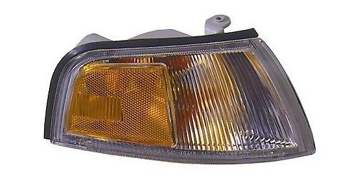 Mitsubishi Mirage 4 Door (97 98 99 00 01 Mitsubishi Mirage (4 Door Sedan Only) Passenger Cornerlamp Cornerlight)
