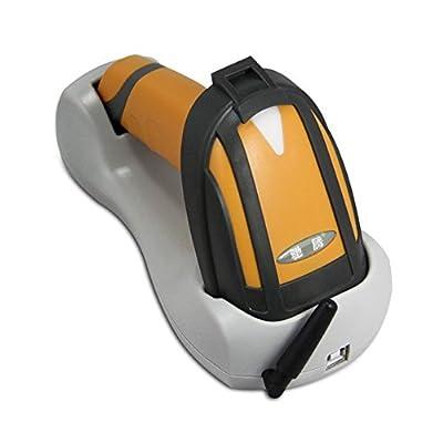 2.4G 650nm Laser Wireless Bluetooth Barcode Reader Barcode Scanner