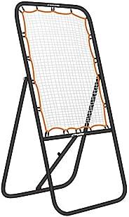 CHAMPRO Lacrosse Rebound Screen Black, Orange, 4' x 3'