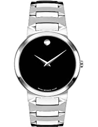 Mens 605903 Temo Stainless-Steel Bracelet Watch