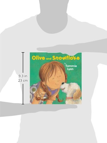 Olive and Snowflake by Amazon Childrens Publishing (Image #1)