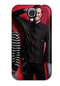 Galaxy S4 Karnivool Print High Quality Tpu Gel Frame Case Cover