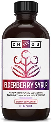 Zhou Nutrition Elderberry Syrup