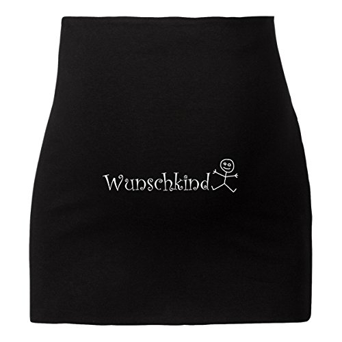 ShirtWorld - Faja de embarazo - para mujer negro