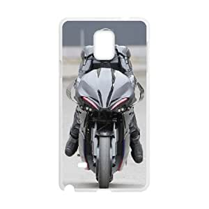 Samsung Galaxy Note 4 Cell Phone Case White Cool Racing Auto Motorcycles Sport JSK691996