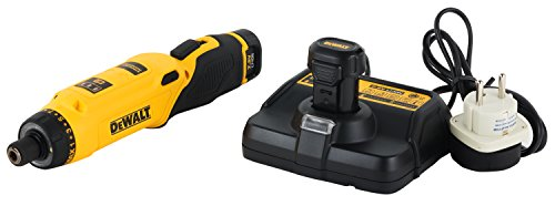 DEWALT DCF680G2-GB 7.2V 6.35 mm XR Li Ion Cordless Motion Activated Screwdriver with 2x1.0 Ah batteries included 1