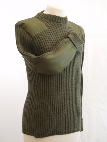 Olive Design Militaire Vert Laine Jersey Woolly Wool qxHYvv