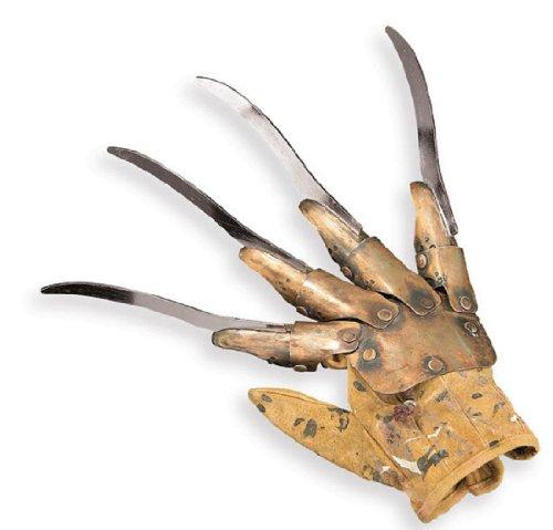 Freddy Supreme Metal Glove (Scary Freddy Krueger Costume)