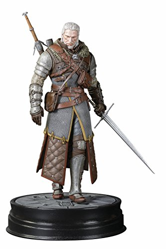 Dark Horse Comics Rivia The Witcher 3 Wild Hunt Estatua Geralt Grandmaster Ursine, Standard (3000-891)