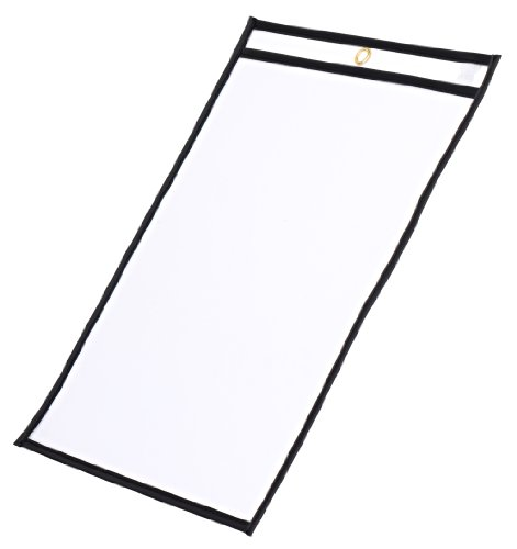 - Job Shop Ticket Holders / Dry Erase Pockets, 9