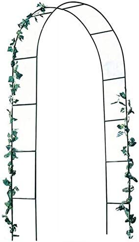 HLZY Muebles de jardín Arco Decoración Aire Libre Jardín Arco ...